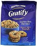 Gratify Gluten Free Pretzel Thins, Se...