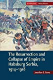 The Resurrection and Collapse of Empire in Habsburg Serbia, 1914-1918: Volume 1 (Cambridge Military Histories)
