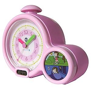 LILIKIM - Mon premier réveil kid sleep clock rose