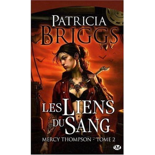 Mercy Thompson : Les Liens du Sang  - Tome 2 51IbyuGDiJL._SS500_