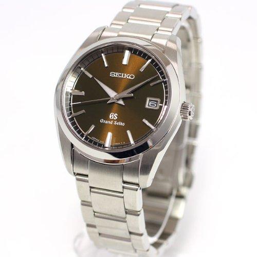 Grand Seiko Japanese-Quartz SBGX073 Mens Wrist Watch (Japan Import)