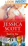 Back to You (A Coming Home Novel Book 3)