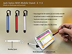 DivineXt Jack stylus with mobile stand