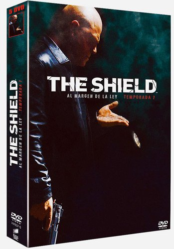 The Shield: Temporada 7 [DVD]