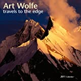 Art Wolfe, Travels to the Edge 2011 Wall Calendar