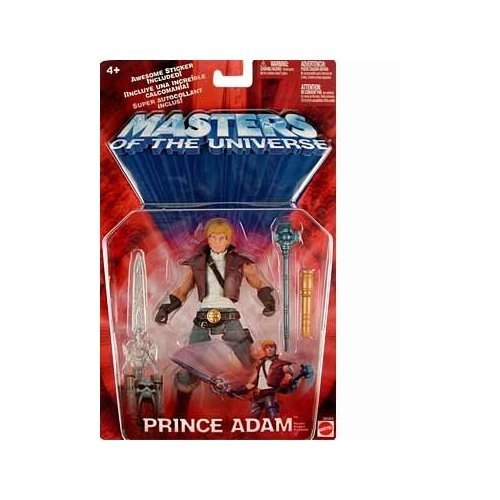 Masters of the Universe > Prince Adam Action Figure