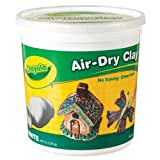 Air-Dry Clay 5lb White
