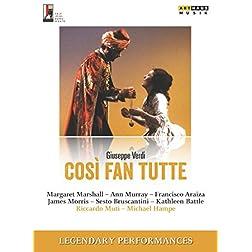 Mozart: Così fan tutte - Salzburger Festspiele, 1983
