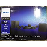 PHILIPS HOME THEATRE HTD 3520G/94 WITH POWERFUL CINEMATIC SURROUND SOUND