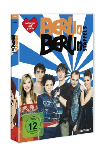 Berlin, Berlin - Staffel 3 [3 DVDs]