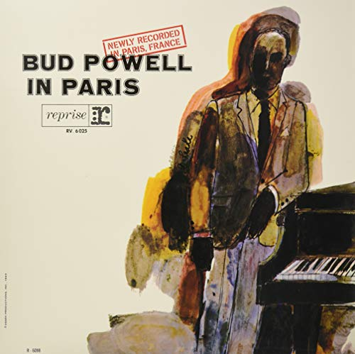 Vinilo : Bud Powell - In Paris (Limited Edition, Japan - Import)