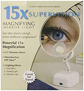 Amazon Com Floxite Fl 615 15x Supervision Magnifying