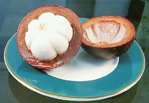 冷凍果実「マンゴスチン」 110g
