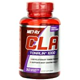 MET-RX CLA TONALIN 1000 90 SGELS - WEIGHT LOSS & DEFINITION by Met-Rx