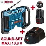 Bosch Soundset MAXI Akkuradio - Netzr...