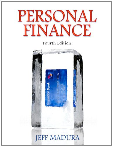 Personal Finance & MyFinanceLab with Pearson eText Student Access Code Card Package (4th Edition)