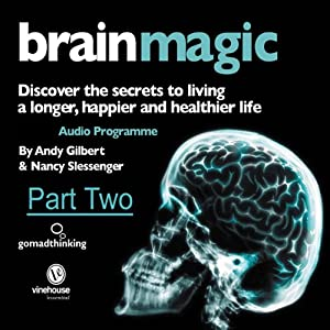Brain Magic - Part Two Audiobook