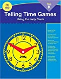 Telling Time Games with Judy : Using the Judy Clock