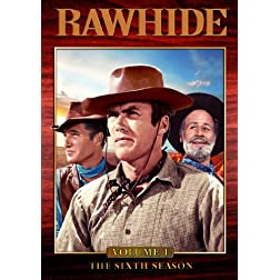 Rawhide: The Sixth Season - Volume One