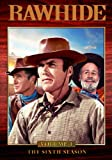 Rawhide: The Sixth Season 1 [DVD] [Region 1] [US Import] [NTSC]