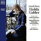 Hedda Gabler Hörspiel von Henrik Ibsen Gesprochen von: Juliet Stevenson, Michael Maloney,  full cast