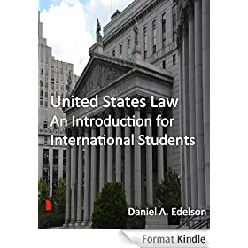 United States Law: An Introduction for International Students (English Edition)