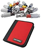 Craftsman Inch/Metric 12 pc. Nutdriver Set in Zippered Case, # 34555