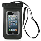 Importer520 PX8 Certified to 100 Feet Universal Waterproof Cover Case For BlackBerry Curve 9360 Phone