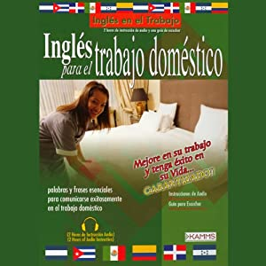 Ingles Para El Trabajo Domestico (Texto Completo) [English for Housekeeping] | [Stacey Kammerman]