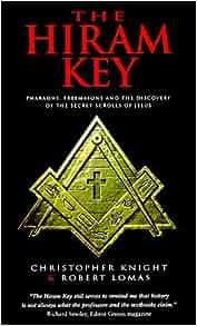 The Hiram Key Christopher Amp Lomas Robert Knight border=