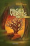 echange, troc David Fines, Norman Lévesque - Les pages vertes de la Bible : La Bible lue par deux environnementalistes