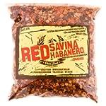 Red Savina Habanero Flakes 280 000 Sc...