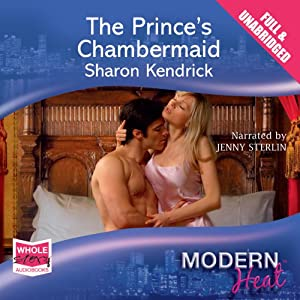 The Prince's Chambermaid Audiobook