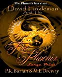 David Finkleman and the Fire of the Phoenix Large Print: David Finkleman Paranormal Series: Volume 2