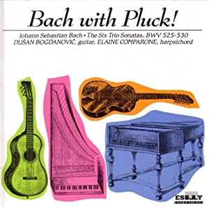 Bach With Pluck 1
