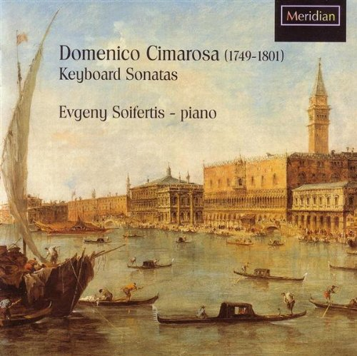 Domenico Cimarosa: Keyboard Sonatas