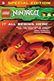 Greg Farshtey Lego Ninjago Special Edition #1: With