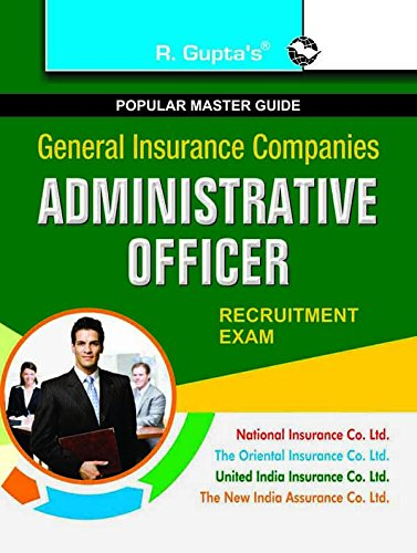 Administrative Officer Exam Guide (General Insurance Companies) (Popular Master Guide) Image