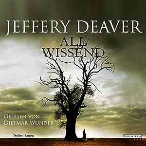 Allwissend (Kathryn Dance 2) Hörbuch