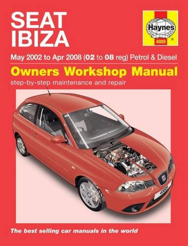 SEAT Ibiza Service and Repair Manual (Haynes Service and Repair Manuals)