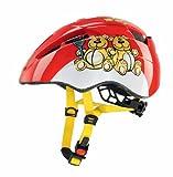 UVEX Kid II Children's Bicycle Helmet bears Size:46-52 cm