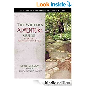 The Writer's Adventure Guide: 12 Stages to Writing Your Book (for Novelists and Creative Nonfiction Writers)