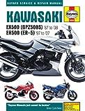 Kawasaki EX500 GPZ500S & ER500 ER-5 1987-2008 Haynes Manual