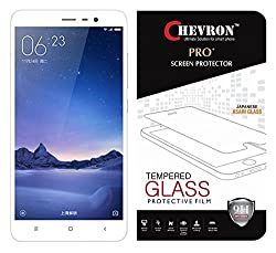 Chevron REDMINOTE3_TEMPRD_1 Tempered Glass Screen Protector For Xiaomi Redmi Note 3/ Redmi Note 3 Prime/ Redmi Note 3 Pro