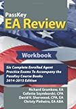img - for PassKey EA Review Workbook: Six Complete IRS Enrolled Agent Practice Exams: 2014-2015 Edition book / textbook / text book