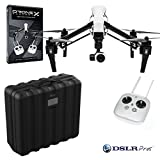 DJI Inspire 1 Single Remote Aerial Kit (Includes Flight Training) Bundled Package with FREE Support