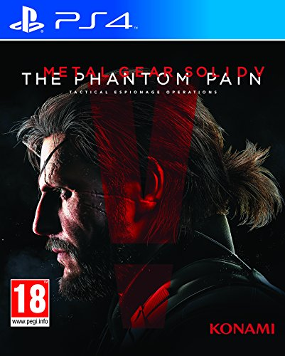 Metal Gear Solid V: The Phantom Pain - Standard Edition - PlayStation 4