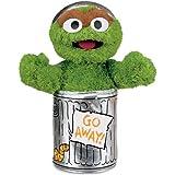 Gund Sesame Street Oscar The Grouch Stuffed Animal