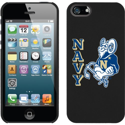 Best Price US Naval Academy - Navy design on iPhone 5 Thinshield Snap-On Case by Coveroo