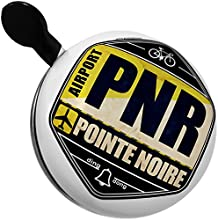 Bicycle Bell Airportcode PN RPointe Noire by NEONBLOND